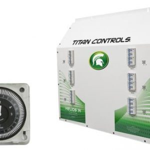 Titan Controls Helios 14 - 24 Light Controller w/ Timer Seconds